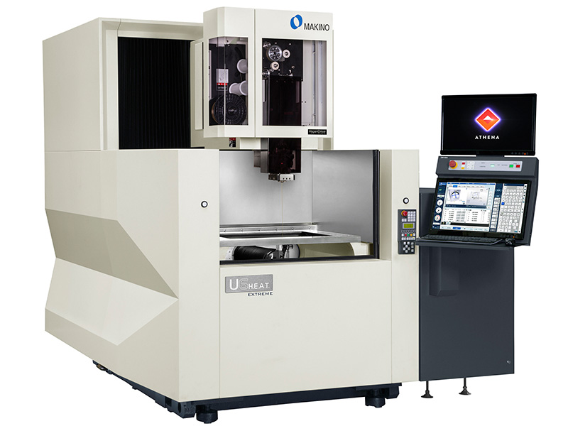 U6 HEAT Extreme Wire EDM de Makino
